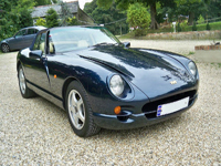 414 1997 tvr chimaera 4.5 v8 icon