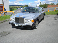 426 1990 rolls royce silver spirit blue icon