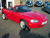 479 2001 y mazda mx-5 1.8i convertible icon