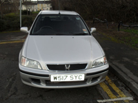 480 2000 honda civic 1.4 se automatic icon