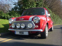 483 2001 rover mini cooper sportspack icon