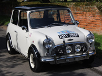 488 1996 mini 1275cc cooper s mk1 replica icon