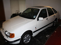 496 1989 ford sierra xr4x4 icon