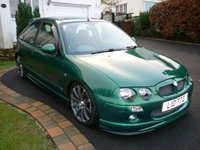 498 2003 mg zr 105 icon
