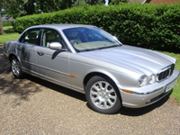 508 2003 jaguar xj6 3.0 auto leather icon