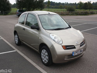 525 2003 nissan micra e gold icon