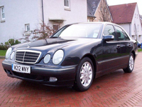 526 2000 mercedes e240 elegance auto black icon