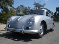 536 1958 porsche 356a coupe replica lhd icon