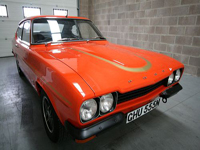 645 1974 ford capri mk1 rs3100 icon