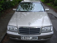 65 1998 mercedes benz c200 automatic icon