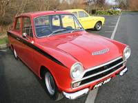 655 1966 ford cortina mk gt icon
