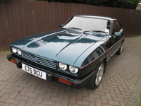 704 1987 Ford Capri 280 Brooklands 2.8i Icon