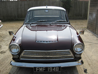 741 1964 Ford Cortina Mk1 Deluxe 1200 Icon