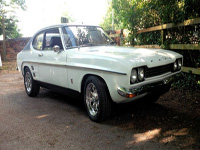853 1973 Ford Capri MK1 3.0 GXL Custom Icon