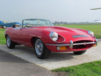 924 1970 Jaguar E-Type S2 Roadster Icon