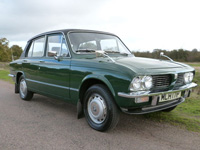 1204 1976 Triumph Dolomite 1500 TC Icon
