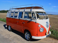 1223 1965 Volkswagen Camper Split Screen Icon