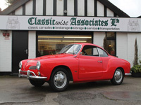1228 1964 Volkswagen Karmann Ghia Icon