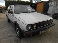 1231 1985 Volkswagen Polo 1.3 S Coupe Icon