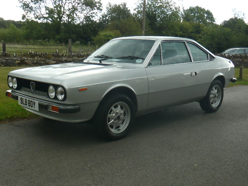 1982 lancia beta coupe 1