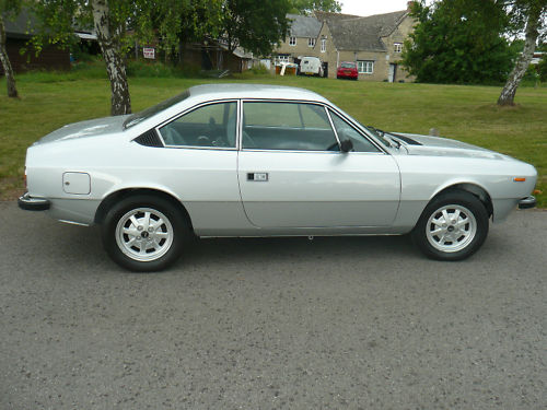 1982 lancia beta coupe 2