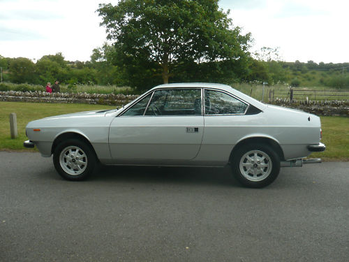 1982 lancia beta coupe 3
