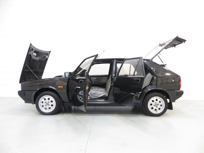 1990 Lancia Delta HF Turbo Left Side