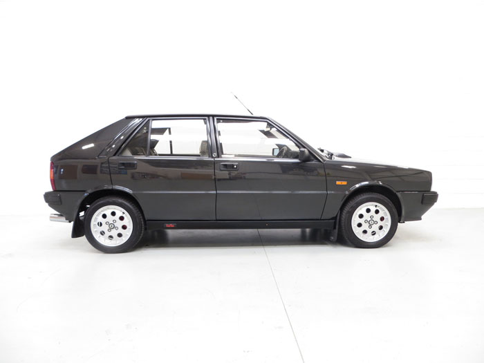 1990 Lancia Delta HF Turbo Right Side