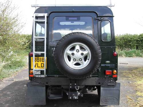 1998 land rover 90 defender tdi 3