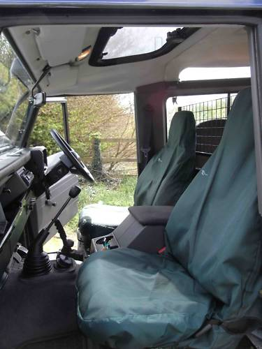 1998 land rover 90 defender tdi interior 1