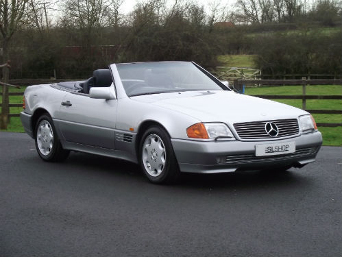 Featured cars mercedes benz r129 1992 mercedes benz for 1992 mercedes benz sl500