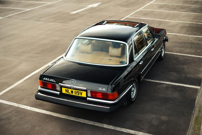 Featured cars mercedes benz w116 1979 mercedes benz for Mercedes benz 450 sel 6 9
