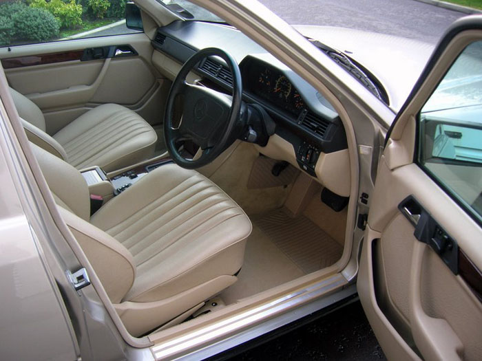 1994 mercedes benz e320 interior 1