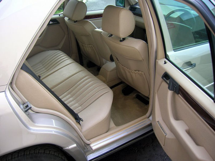1994 mercedes benz e320 interior 3