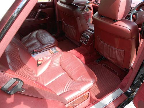 featured cars mercedes benz w140 1992 mercedes benz w140 600 sel v12 lwb ref 951. Black Bedroom Furniture Sets. Home Design Ideas