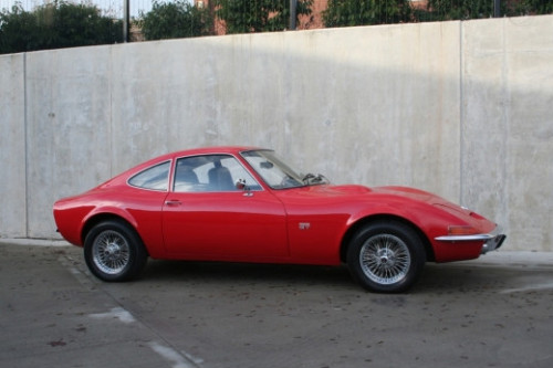 1968 opel gt coupe 1900cc 3