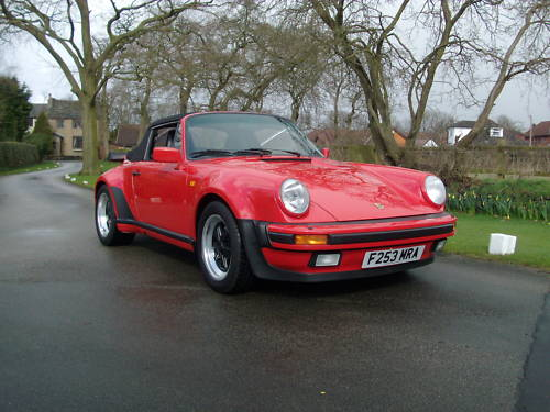 porsche 911 carrera supersport cabriolet 1