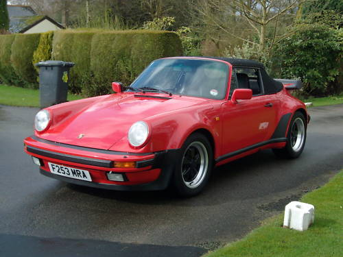 porsche 911 carrera supersport cabriolet 3