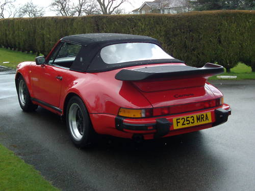 porsche 911 carrera supersport cabriolet 6