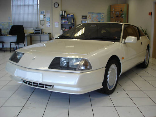 1986 renault gta v6 turbo 2