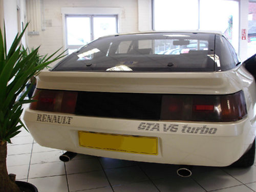 1986 renault gta v6 turbo 4