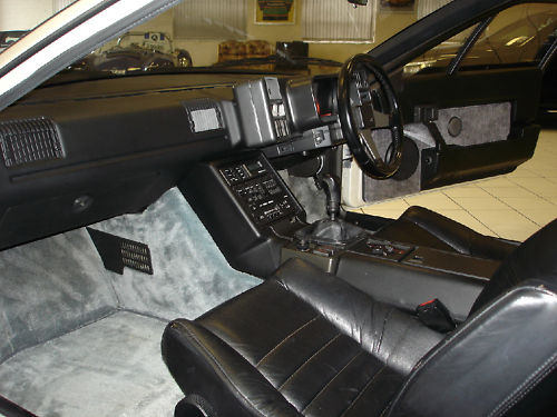 1986 renault gta v6 turbo interior 2