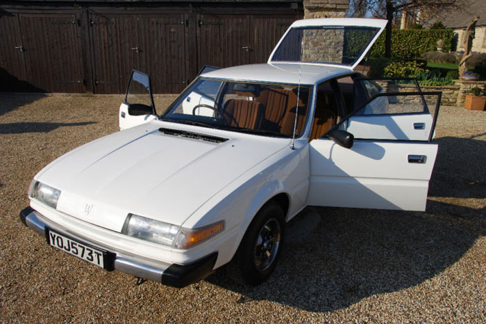 1979 series 1 rover sd1 2600 1
