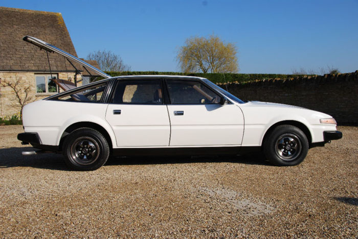 1979 series 1 rover sd1 2600 3