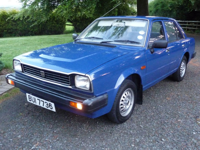 1982 triumph acclaim hl 1