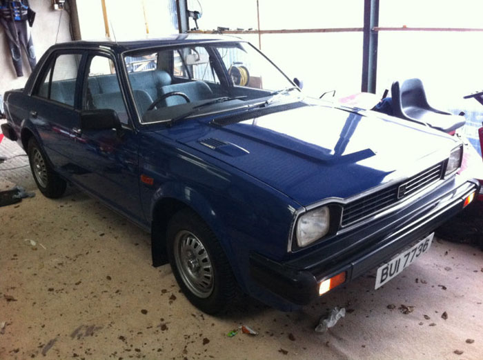 1982 triumph acclaim hl 2