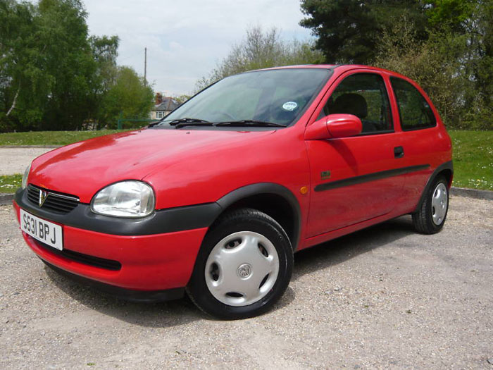 1998 s vauxhall corsa breeze 16v automatic 1