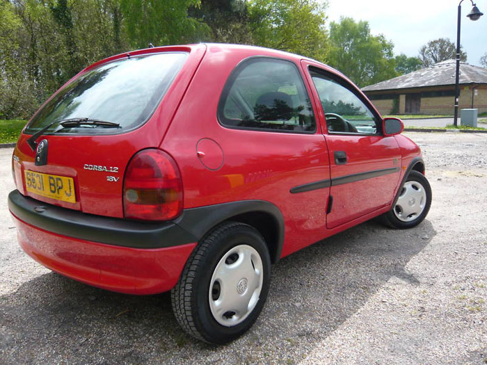 1998 s vauxhall corsa breeze 16v automatic 4