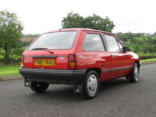 1982 vauxhall nova 1.2 flair 4