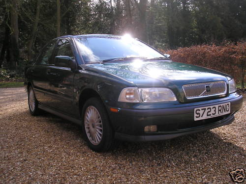 volvo s40 cd 2.0i automatic 2